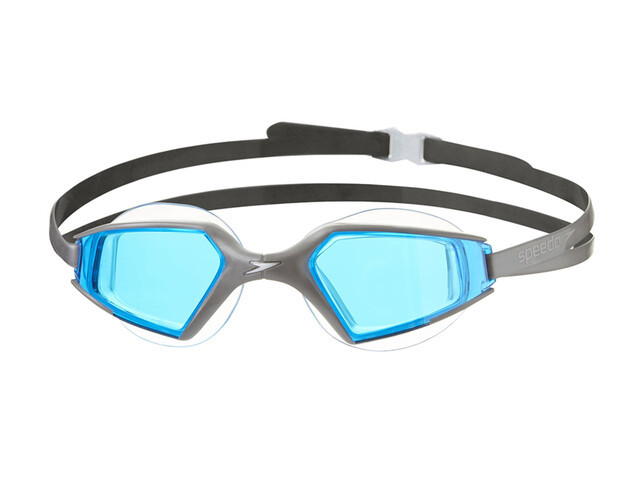 speedo Aquapulse Max 2 Goggle Chrome/Blue